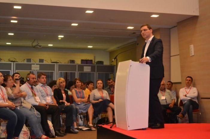 Organizaţia PES activists Satu Mare, reprezentată la Congresul Partidului Socialiştilor Europeni