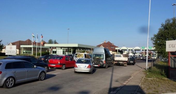 Traficant de migranţi reţinut în PTF Petea, ajuns în arest preventiv