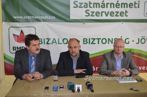 Maskulik Csaba și Nagy Szabolcs, sunt în cărți pentru funcția de viceprimar