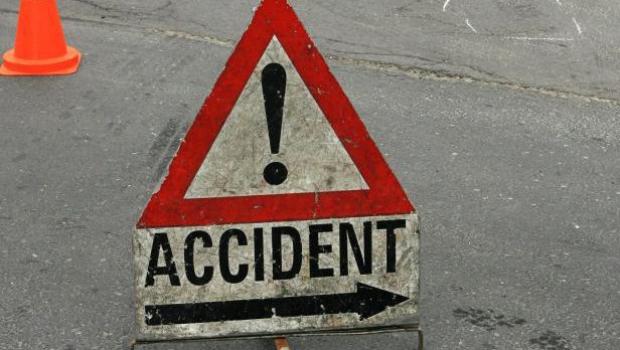 A făcut accident cu o maşină furată