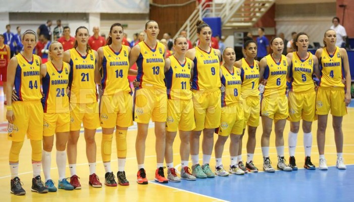 Două sătmărence în meciul de debut al României la Eurobasket 2015. România, învinsă de Muntenegru