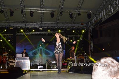ZILELE JUDEȚULUI: R-GO, DJ PROJECT ȘI VUNK în concert la Satu Mare (Foto)
