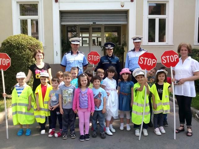 Start pentru a IV-a generație de polițiști juniori