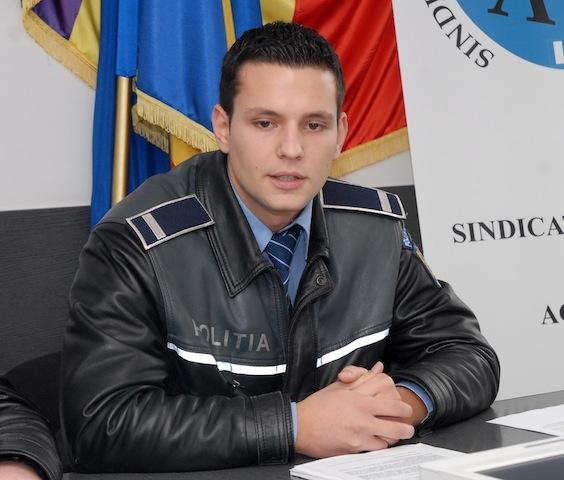 Politistul Cosmin Andreica a pierdut procesul cu ANI