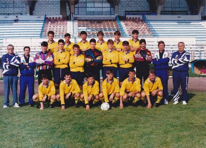Meciul generațiilor 80-90, pe Stadionul Olimpia