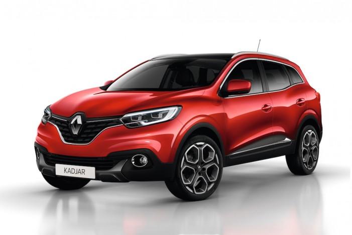 Renault Kadjar, mașina desenată de un sătmărean după MUȘCHII lui Usain Bolt