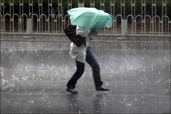Avertizare meteo: Ploi, vânt și grindină în toată țara