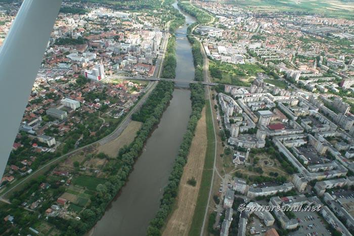 Guvernul a alocat 2 milioane de lei pentru un nou pod peste Someș