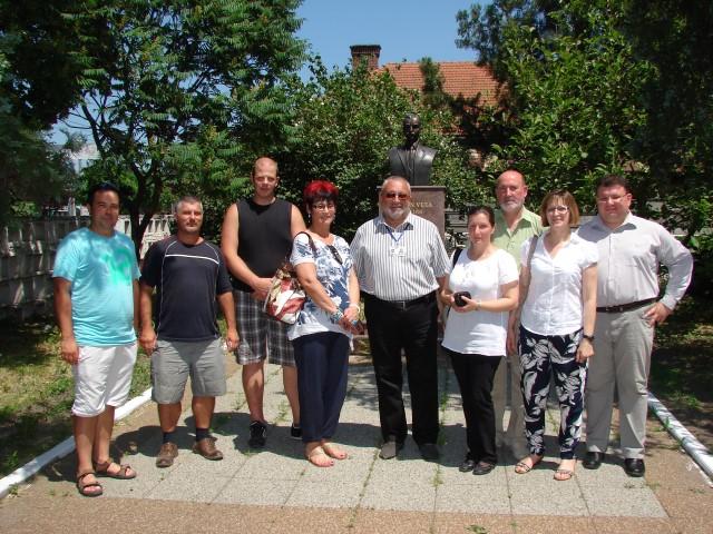 """Parteneriat între Colegiul Tehnic """"UNIO-Traian Vuia"""" din Satu Mare și o școală din Ungaria"""