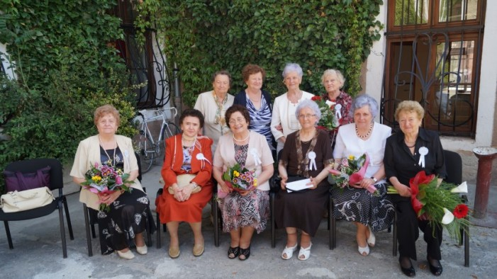 """Întâlnirea de 60 de ani la Colegiul Național """"Doamna Stanca"""""""
