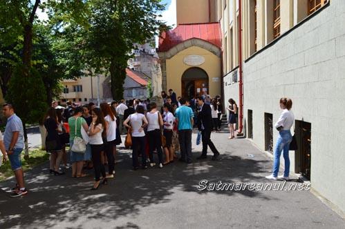 BAC 2015: VEZI subiectele primite la MATEMATICĂ și ISTORIE (Foto)