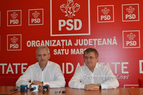 Liviu Dragnea – președinte interimar PSD. Vezi ce spune Mircea Govor