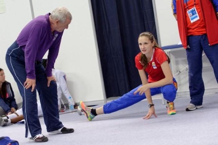 Campionatul Mondial de scrimă: Simona Pop a făcut primul antrenament la Moscova