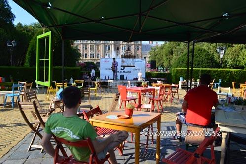 """Satu Mare: A început """"Festivalul Muzicii de Stradă"""" (Galerie foto)"""