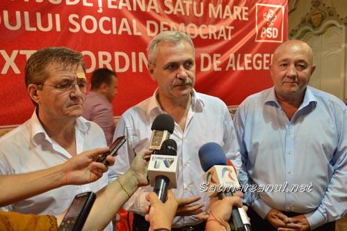 """Mircea Govor: """"Voi face tot posibilul ca Dorel Coica să recâștige primăria Satu Mare"""""""