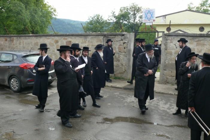Pelerinajul marelui rabin Teitelbaum din New York, trece prin Satu Mare