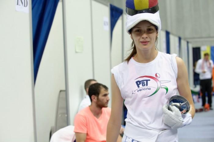 Campionatul Mondial de scrimă: Simona Pop s-a calificat pe tabloul principal de 64 !