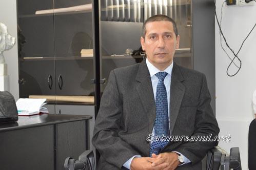 Călin Durla este noul șef al IȘJ Satu Mare