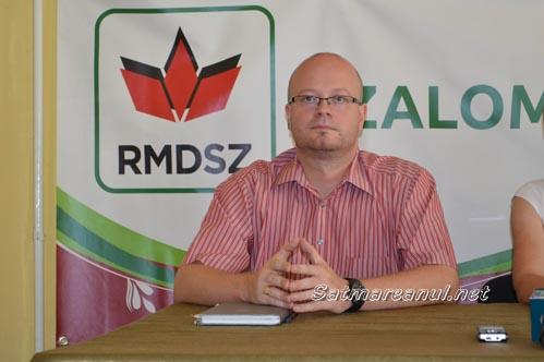 UDMR caută candidat pentru fotoliul de primar al municipiului Satu Mare
