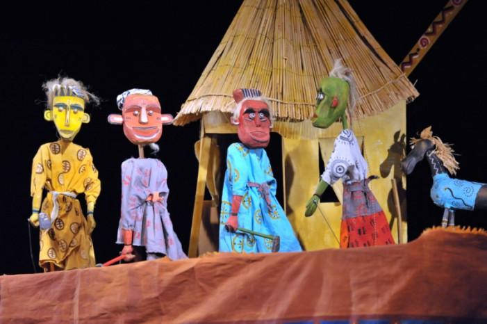 Teatru de păpuși pentru copii: Vitéz László, Mielul Baltazar și ceilalți
