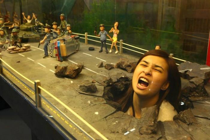 Vezi operele de artă ascunse în Muzeul 3D din Filipine (Galerie foto)