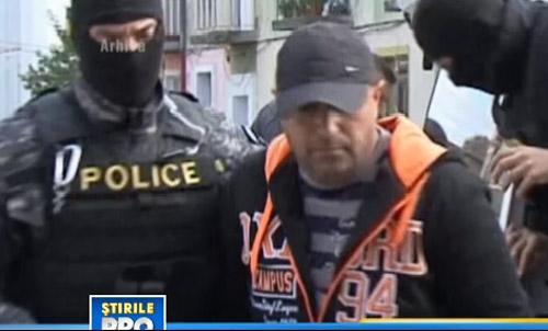 Interlopul Nicolae Bogdan, încarcerat în Penitenciarul Satu Mare