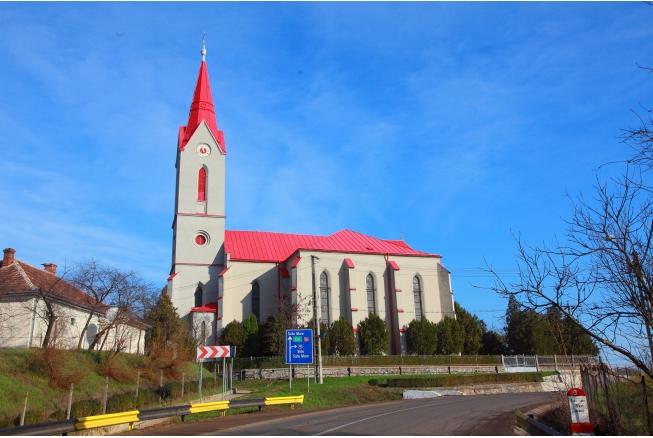 """Concert în Biserica Romano-Catolică """"Sf. Maria"""" din Ardud"""