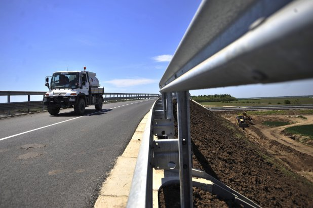 Restricții de circulație din cauza caniculei în județul Satu Mare