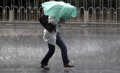 Cod galben de ploi și vijelii în județul Satu Mare