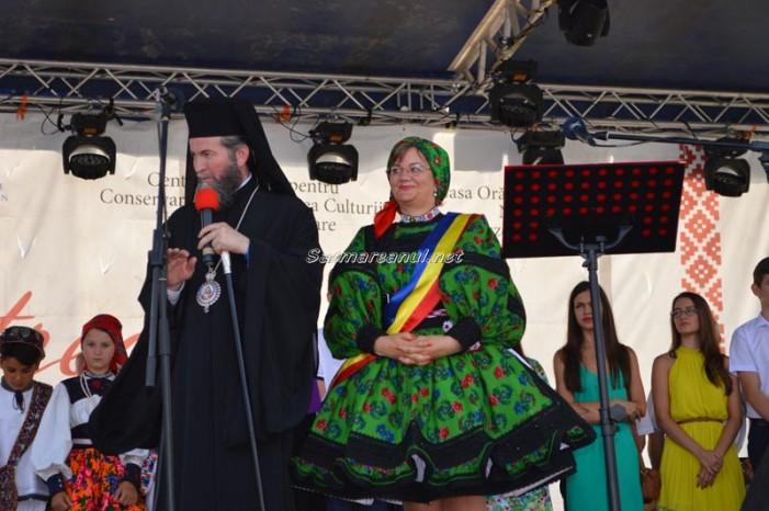 Sărbătoare mare în capitala Ţării Oaşului (galerie foto)