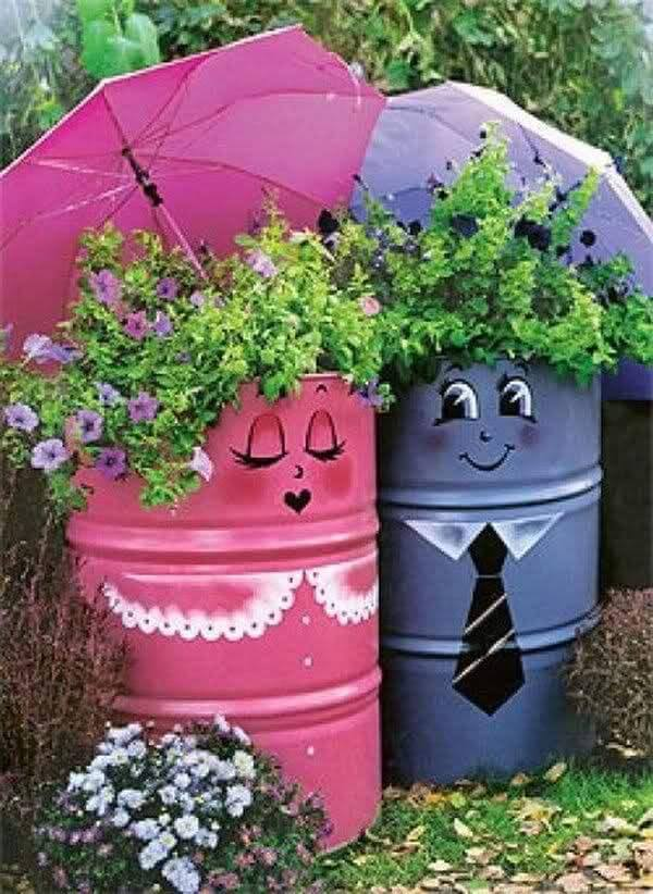 Idei inedite pentru grădina ta (Galerie foto)