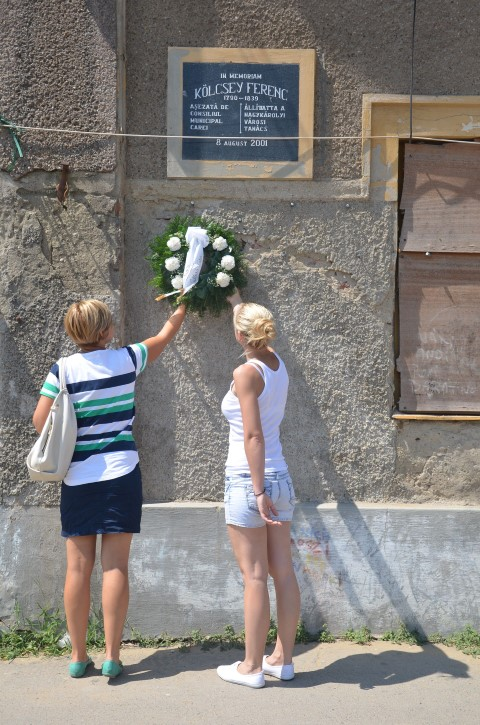 225 ani de la nașterea lui Kolcsey Ferenc