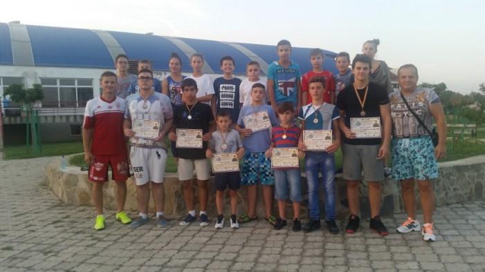 Șapte medalii pentru CSM Satu Mare la Cupa internațională de judo de la Drobeta-Turnu Severin