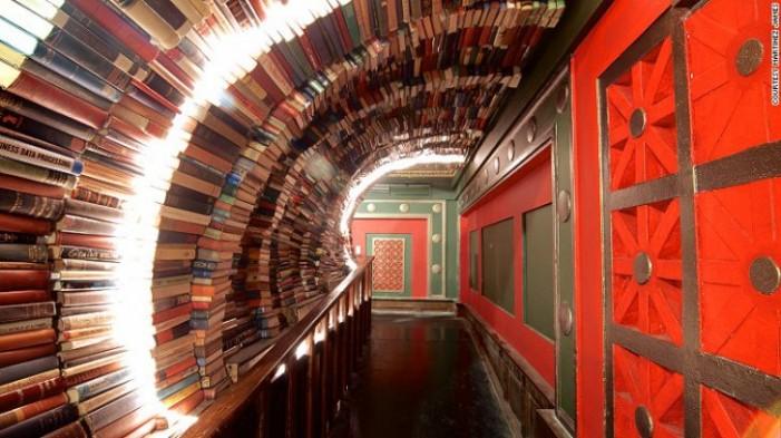 Vezi care sunt cele mai frumoase librării din lume (Galerie foto)
