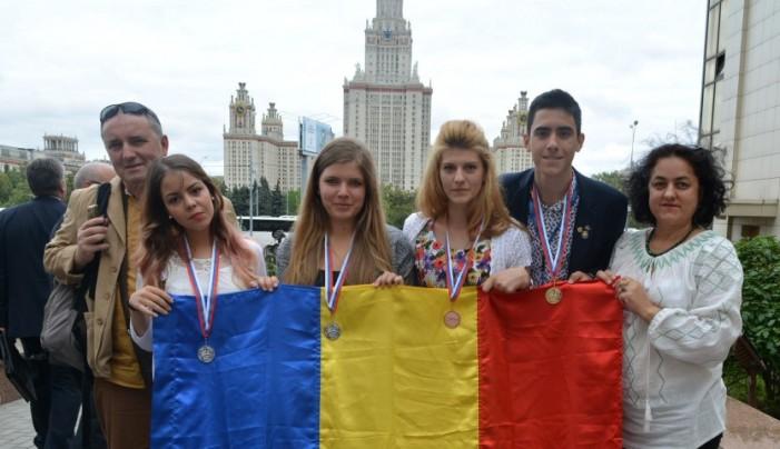 România a cucerit patru medalii la Olimpiada Internațională de Geografie
