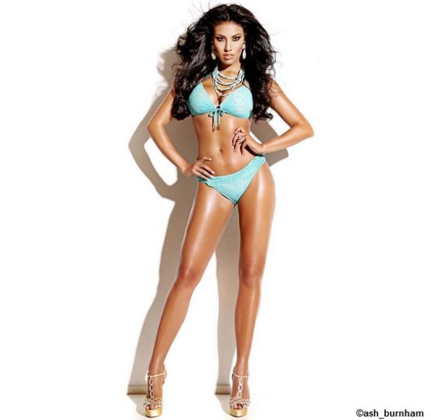 Ashley Burnham – Miss Universe 2015 (Foto)