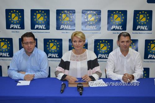 PNL Satu Mare nu este de acord cu triplarea salariilor demnitarilor