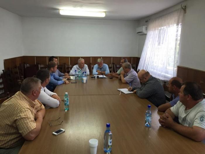 Extinderea și reabilitarea canalizării în localitățile Târșolț și Turț, în atenția prefectului