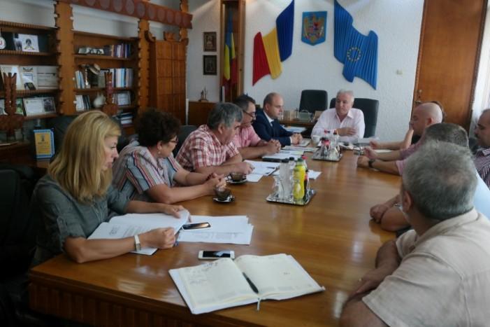Începe evaluarea pagubelor produse de secetă, în județul Satu Mare