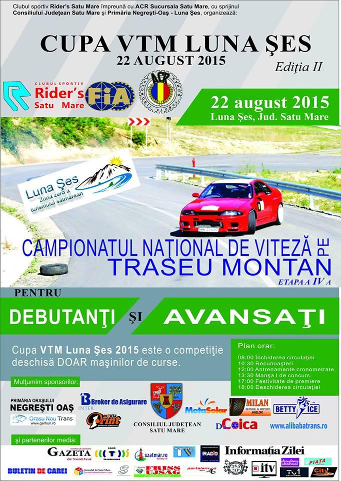 Campionatul Național de viteză pe traseu montan