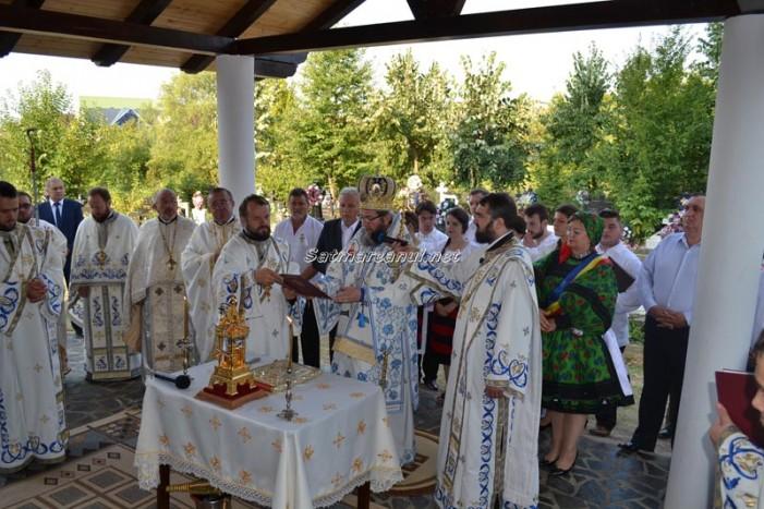 Biserica veche din Negrești-Oaș a fost resfințită la 160 de ani de existență