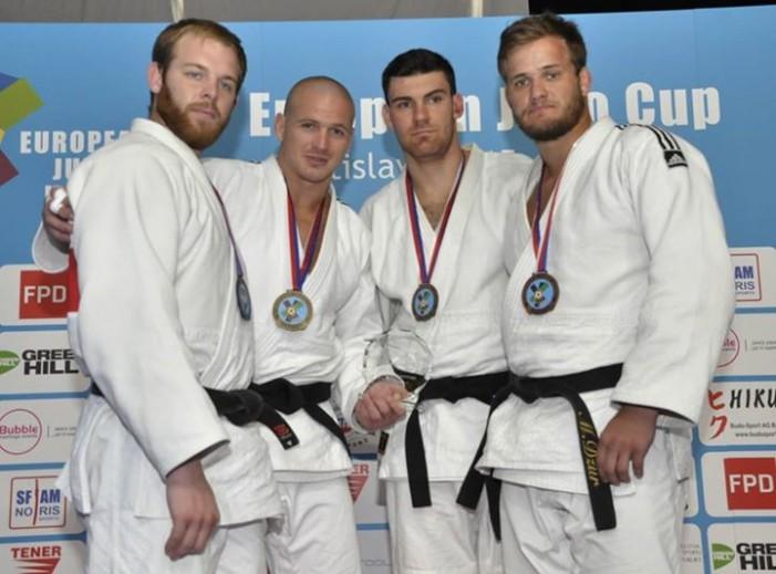 Judo: Lorand Samel a câștigat medalia de bronz la Cupa Europei din Slovacia