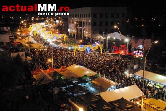 Vezi cine va concerta în Baia Mare de Sărbătoarea Castanelor 2015