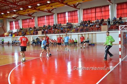 Handbal: CSM Satu Mare-Universitatea Cluj-Napoca 29-28
