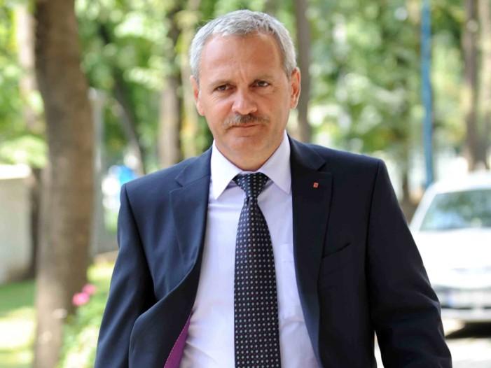 Liviu Dragnea își lansează candidatura la șefia PSD