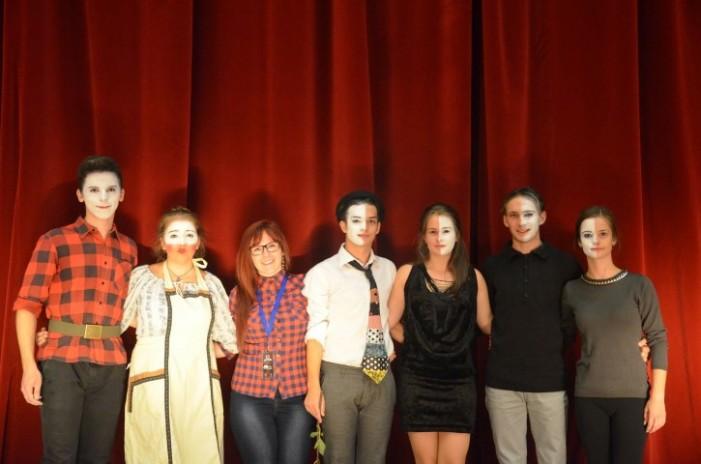Trupa M.E.E.M. din Carei obține trei premii la Festivalul Național din Cluj-Napoca (Foto)