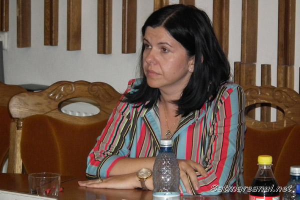 Marcela Papici va candida pentru postul de manager al Spitalului Județean