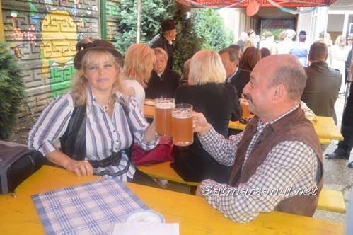 Micul Oktoberfest, la Casa Șvabilor din Satu Mare (Foto)