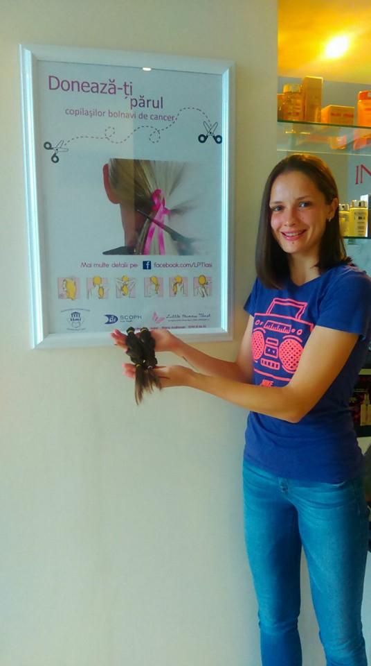 Campioană cu suflet mare: Simona Pop implicată într-o acțiune umanitară