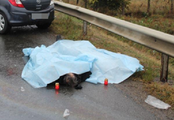Accident mortal la ieșirea din Odoreu
